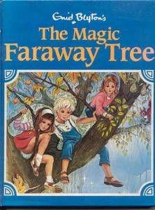The Magic Faraway Tree book cover