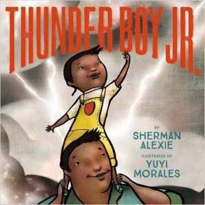 Thunder Boy Jr Sherman Alexie
