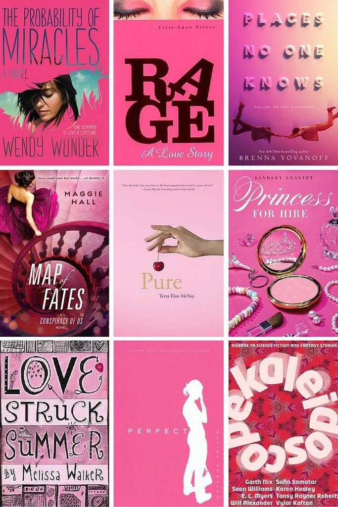 More Than 3 On A Ya Theme All Things Pink