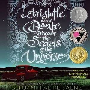 Aristotle and Dante Discover the Secrets of the Universe auiobook, Audiobooks vs Reading, Book Riot