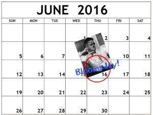 bloomsday june 16 calendar james joyce