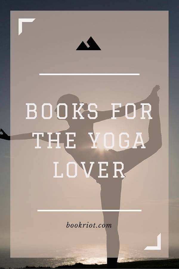 books for yoga lovers