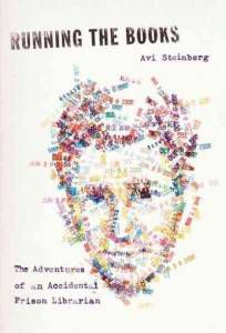 cover of running the books by avi steinberg