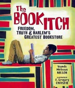 cover of the book itch by vaunda michaux nelson