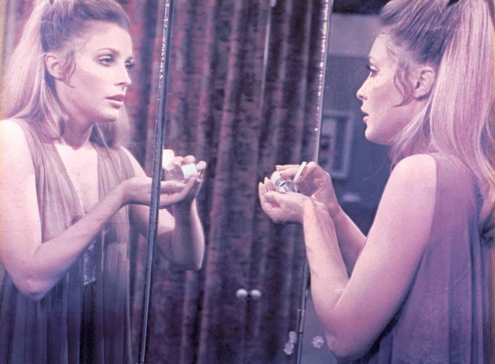 Sharon Tate as Jennifer North in Valley of the Dolls