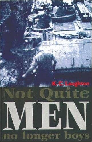 not quite men no longer boys