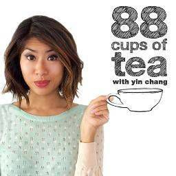 88 Cups of Tea with Yin Chang Podcast Logo