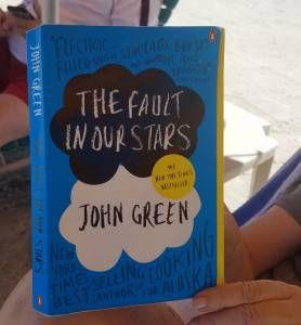 fault in our stars john green daytona beach