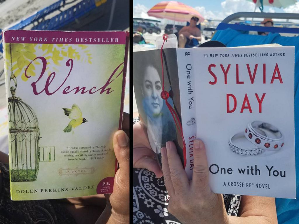 Wench Dolen Perkins-Valdez One with You Sylvia Day beach