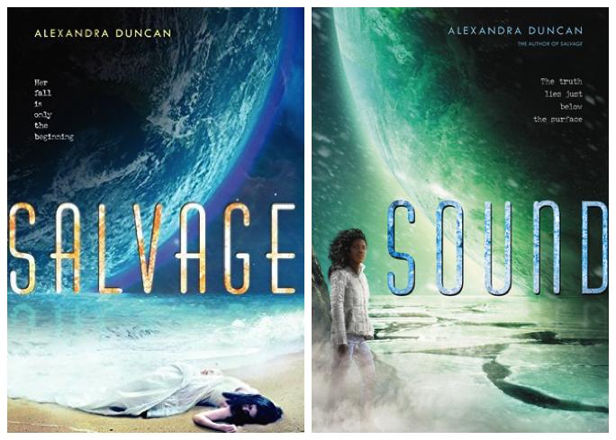 Alexandra Duncan Books