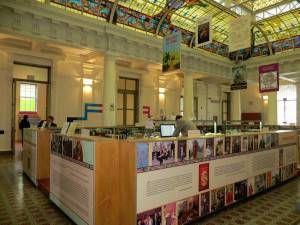 Casa de Literatura Peruana in Lima