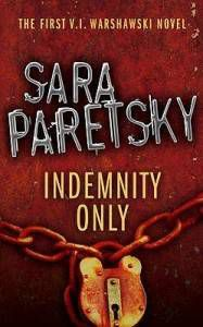 Indemnity Only Sara Paretsky