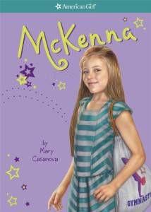 McKenna book by Mary Casanova