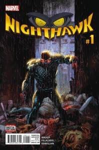 Nighthawk David Walker