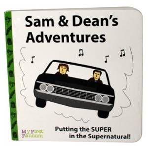 Supernatural Board Book