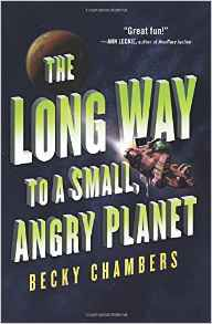 The Long Way to a Small, Angry Planet by Becky Chambers-6