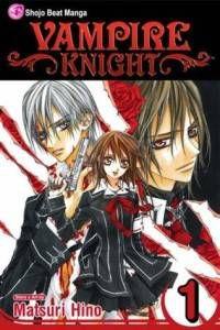Vampire Knight volume 1 by Matsuri Hino