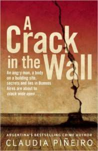 a crack in the wall claudia pinero