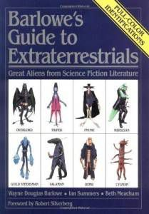 Barlowe's Guide to Extraterrestrials Cover