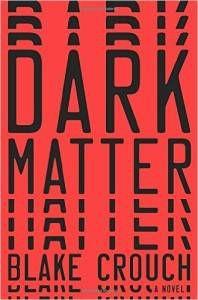 blake crouch book cover dark matter