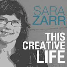 This Creative Life with Sara Zarr Podcast Logo