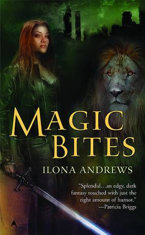 Magic Bites de Ilona Andrews