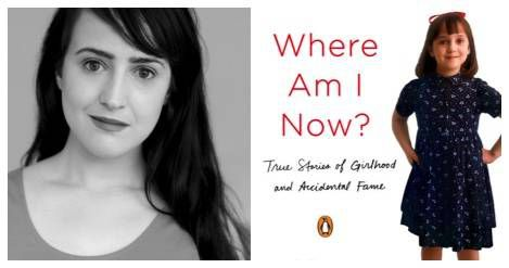 Mara Wilson and her book Where Am I Now?