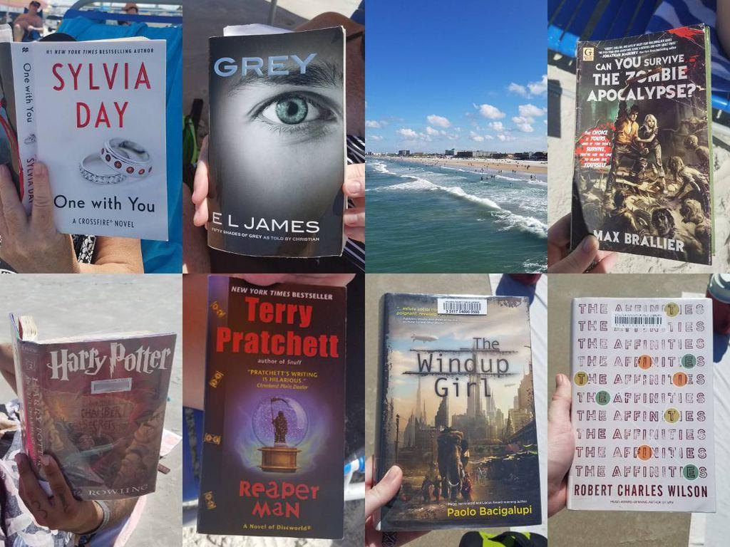 romance science fiction fantasy books daytona beach