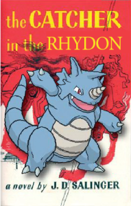 the catcher in the rhydon