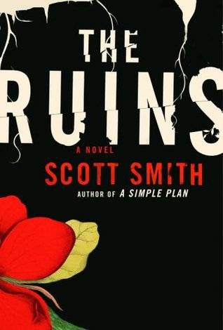 cover of the ruins by scott smith