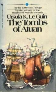 Tombs of Atuan by Ursula Le Guin