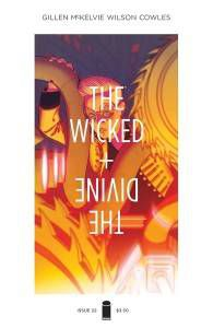 The Wicked + the Divine #22 by Kieron Gillen and Jamie McKelvie