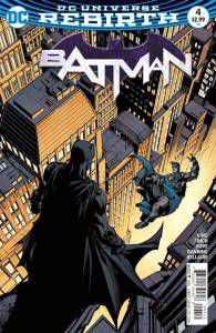Batman #4 by Tom King and David Finch