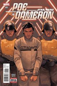 Poe Dameron #5 by Charles Soule and Phil Noto