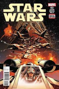 Star Wars #22 by Jason Aaron and Jorge Molina
