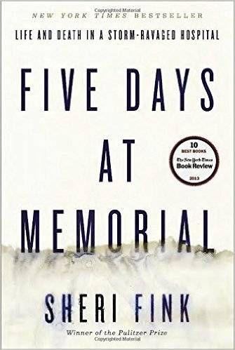 5 days at memorial