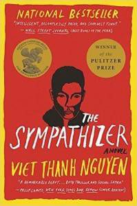 Vietnam War Books Viet Thanh Nguyen The Sympathizer Cover