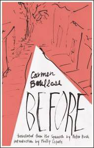 Before by Carmen Boullosa