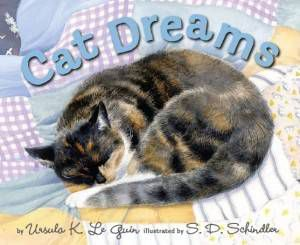Cat Dreams, Ursula Le Guin