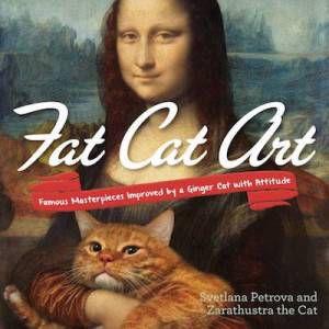 Fat Cat Art Svetlana Petrova