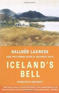 Laxness Iceland's Bell cover