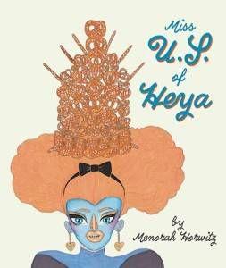 Miss US of Heya by Menorah Horwitz