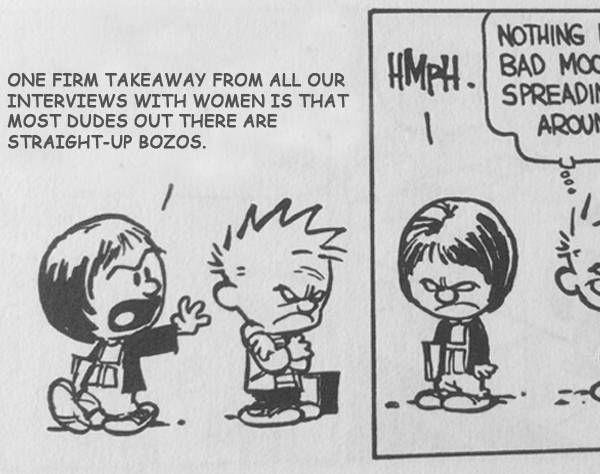 Modern Romance & Calvin and Hobbes Mashup 4