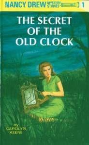 Nancy Drew Secret of the Old Clock cover