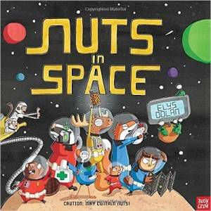 Nuts in Space Elys Dolan