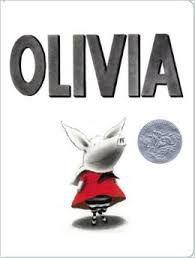 Olivia book by Ian Falconer