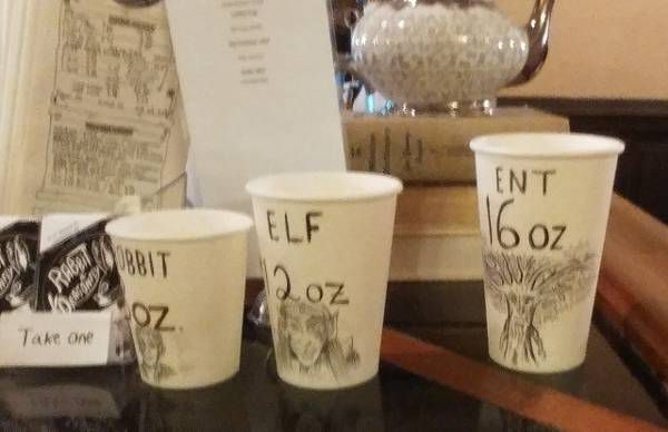 Rabbit and Dragonfly Drink Sizes
