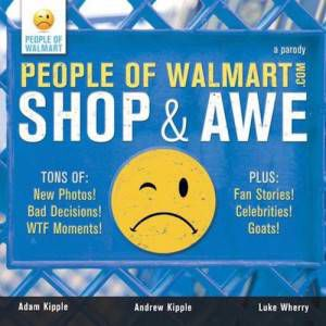 Shop & Awe by Adam Kipple, Andrew Kipple, & Luke Wherry