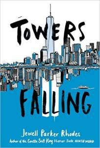 Towers Falling book by Jewell Parker Rhodes