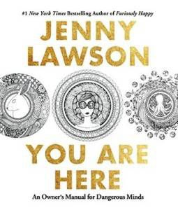 You Are Here Coloring Book Jenny Lawson